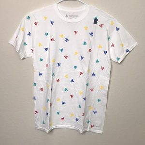 Official PlayStation Licensed Tee sz Large